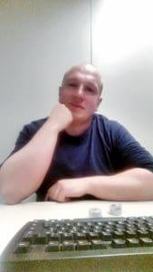 Holger Computer Keyboard