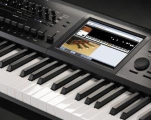 Korg Kronos Keyboard