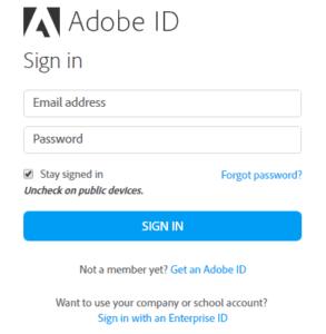 create-adobe-id
